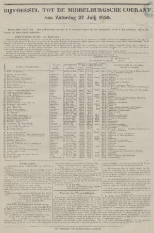 Middelburgsche Courant 1850-07-27