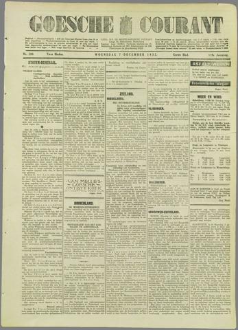 Goessche Courant 1932-12-07