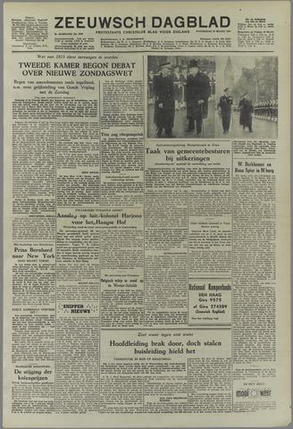 Zeeuwsch Dagblad 1953-03-19