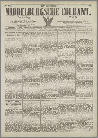Middelburgsche Courant 1895-07-25