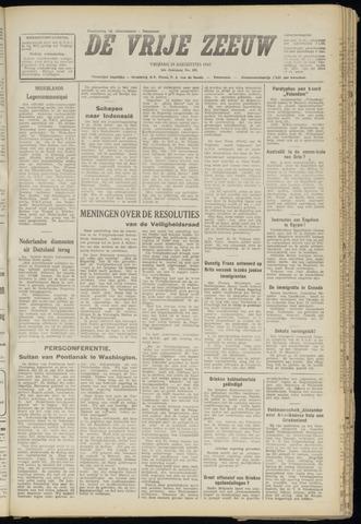 de Vrije Zeeuw 1947-08-29