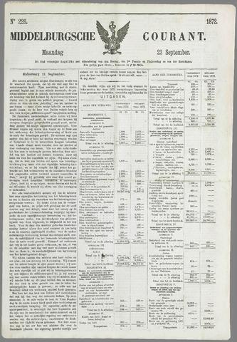 Middelburgsche Courant 1872-09-23