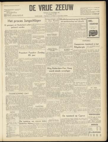 de Vrije Zeeuw 1955-11-25