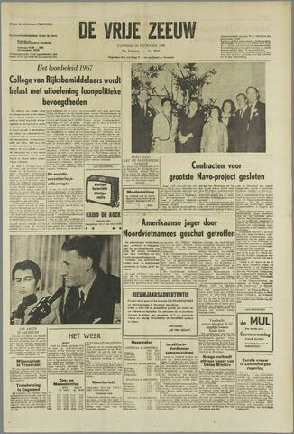 de Vrije Zeeuw 1966-12-24