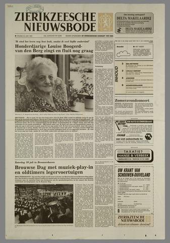 Zierikzeesche Nieuwsbode 1993-06-25