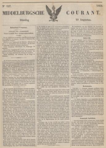 Middelburgsche Courant 1869-08-10