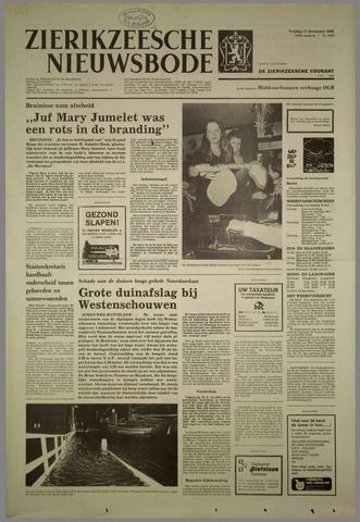 Zierikzeesche Nieuwsbode 1982-12-17