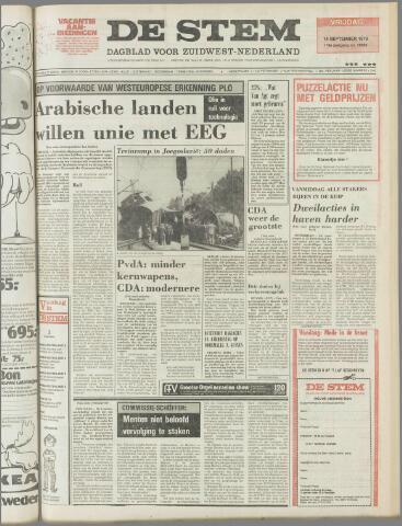 de Stem 1979-09-14
