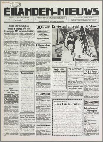 Eilanden-nieuws. Christelijk streekblad op gereformeerde grondslag 1989-12-19