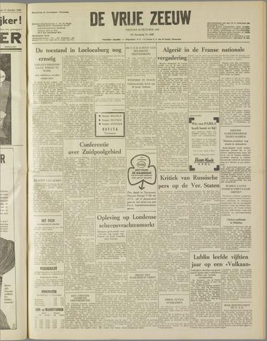 de Vrije Zeeuw 1959-10-16