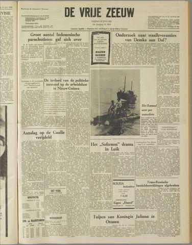 de Vrije Zeeuw 1962-06-15