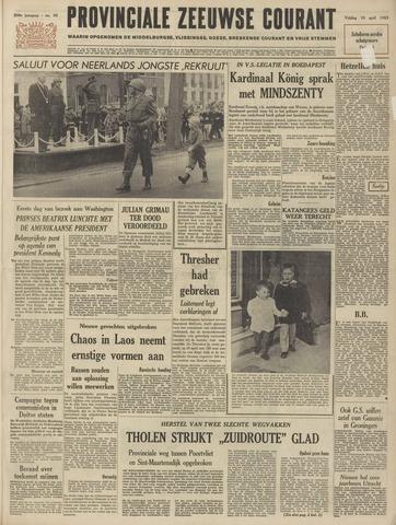 Provinciale Zeeuwse Courant 1963-04-19