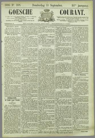 Goessche Courant 1906-09-13