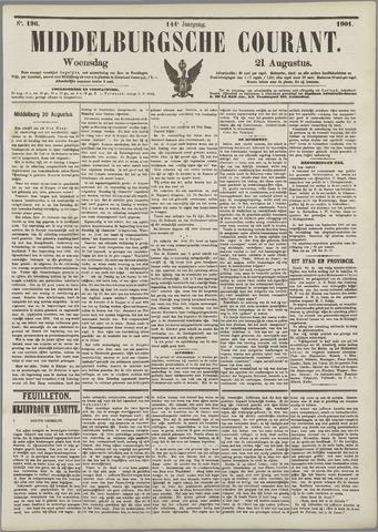 Middelburgsche Courant 1901-08-21