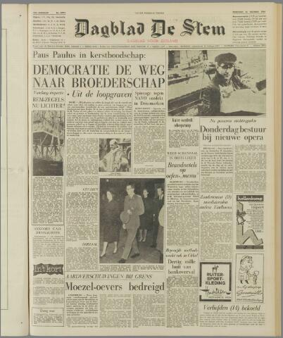 de Stem 1964-12-23