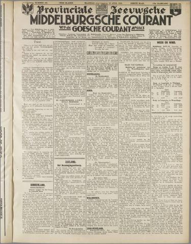 Middelburgsche Courant 1935-04-29