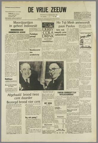 de Vrije Zeeuw 1965-12-30