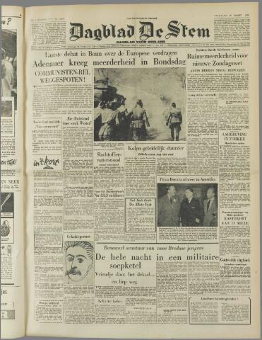 de Stem 1953-03-20