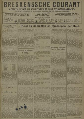 Breskensche Courant 1929-08-17