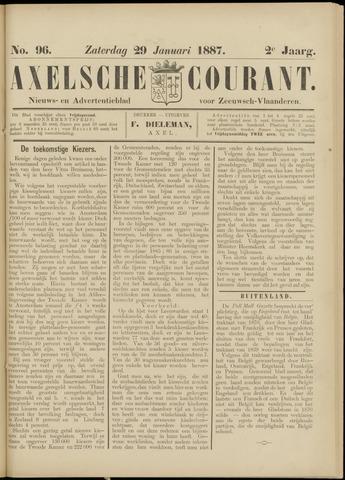 Axelsche Courant 1887-01-29