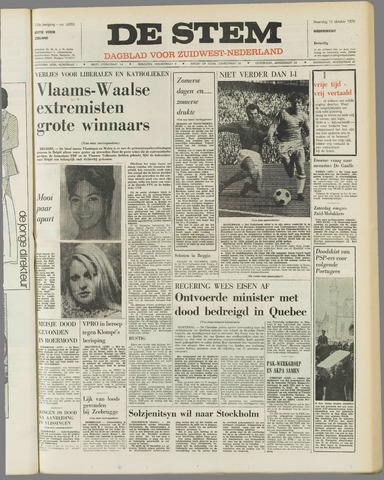 de Stem 1970-10-12