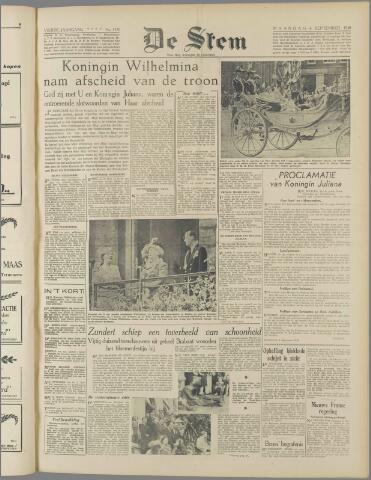 de Stem 1948-09-06