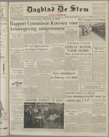 de Stem 1960-10-19