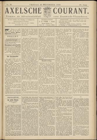 Axelsche Courant 1932-12-23