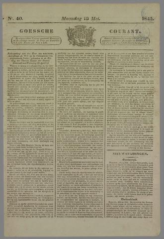 Goessche Courant 1845-05-19