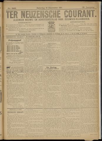 Ter Neuzensche Courant. Algemeen Nieuws- en Advertentieblad voor Zeeuwsch-Vlaanderen / Neuzensche Courant ... (idem) / (Algemeen) nieuws en advertentieblad voor Zeeuwsch-Vlaanderen 1916-12-16