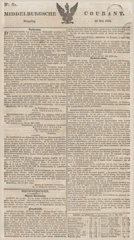 Middelburgsche Courant 1832-05-22