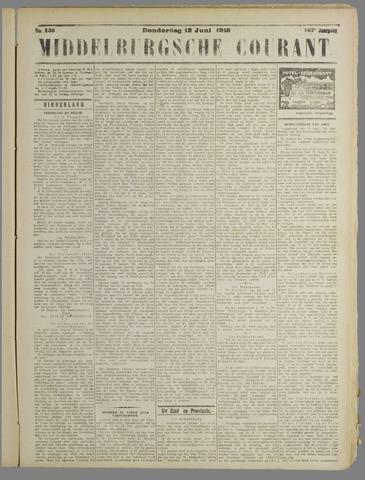 Middelburgsche Courant 1919-06-12