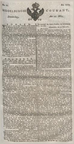 Middelburgsche Courant 1777-05-22