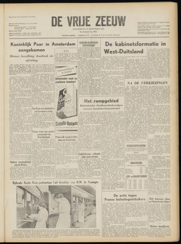 de Vrije Zeeuw 1953-09-10