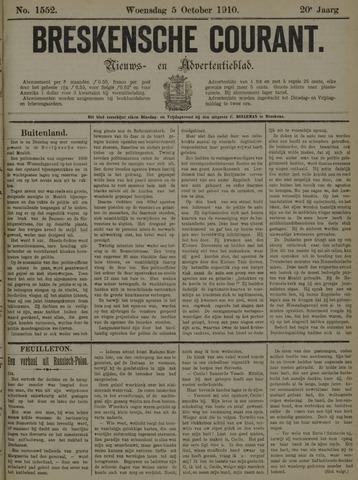 Breskensche Courant 1910-10-05