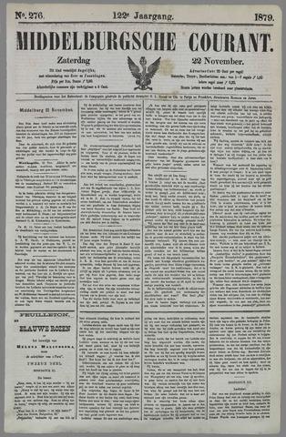 Middelburgsche Courant 1879-11-22