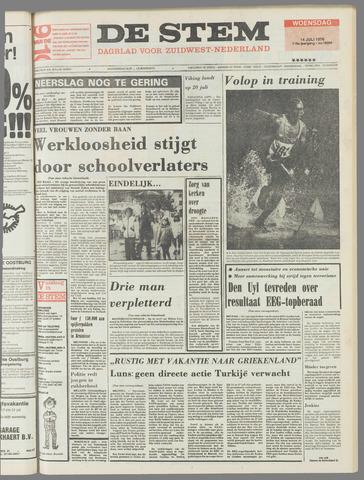de Stem 1976-07-14