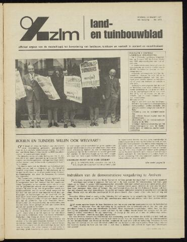 Zeeuwsch landbouwblad ... ZLM land- en tuinbouwblad 1971-03-12