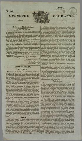 Goessche Courant 1834-04-14