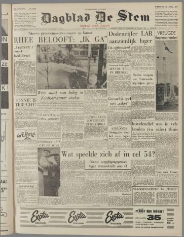 de Stem 1960-04-27