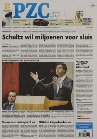 Provinciale Zeeuwse Courant 2011-05-20