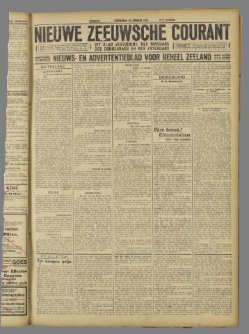 Nieuwe Zeeuwsche Courant 1925-01-29