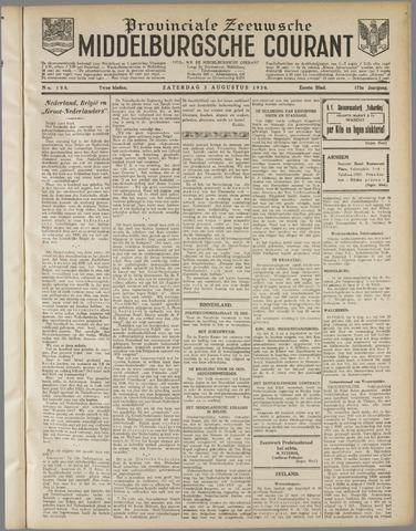 Middelburgsche Courant 1930-08-02