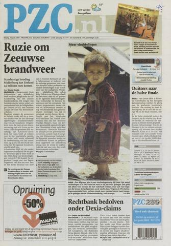 Provinciale Zeeuwse Courant 2008-06-20