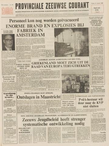 Provinciale Zeeuwse Courant 1969-01-31
