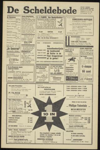 Scheldebode 1960-07-28