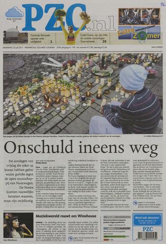 Provinciale Zeeuwse Courant 2011-07-25