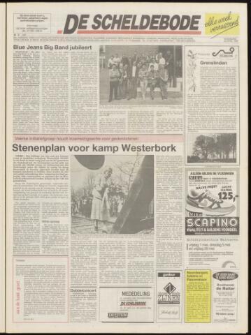 Scheldebode 1992-04-29