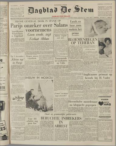 de Stem 1960-11-02