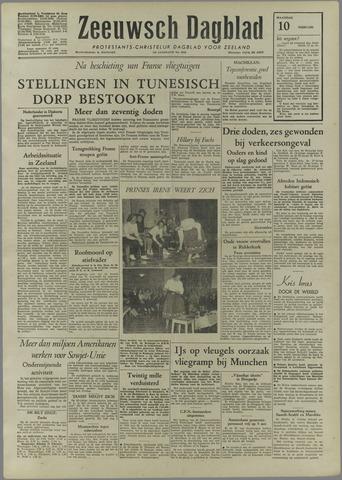 Zeeuwsch Dagblad 1958-02-10